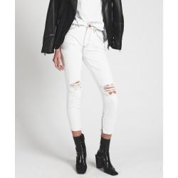 Jeans Coconut Freebirds Skinny Oneteaspoon
