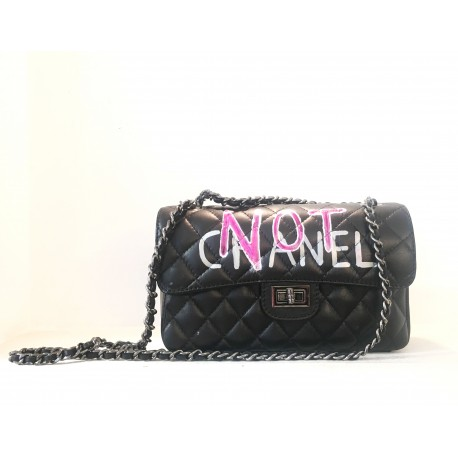 F**K icons pink not Chanel