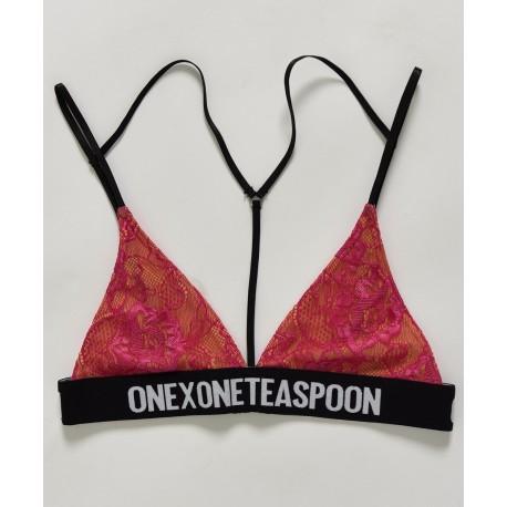 One teaspoon tilda lace bralette