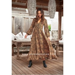 Stephanie Maxi dress