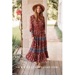 Anita maxi dress