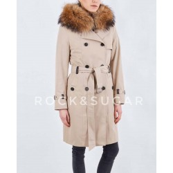 Trench fur