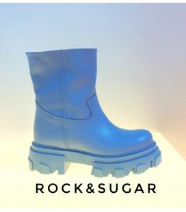 Combat boots R&S blue
