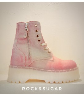 R&S distressed pink