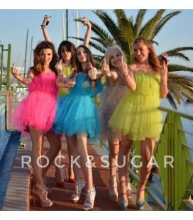 Candy dress flúor