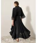 Kimono asimétrico